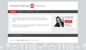 Marjolein Nijkamp Advocaat & Mediator