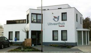 Acrylox letters Uitvaarthuis Twente